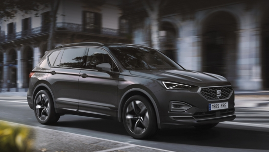 Tarraco FR PHEV plug-in hybrid crossover coming soon